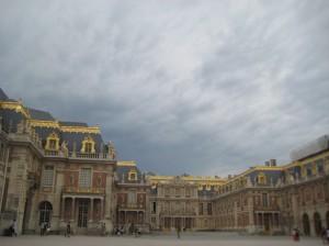 Golden Refurbishments at Versailles