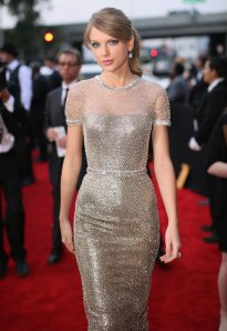 Taylor Swift in Gucci 'a Career Changing Look'