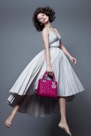 Marion Cotillard in New Dior Campaign: