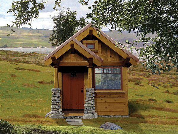 Living Small Is The Best Revenge Tiny Houses A R T I F