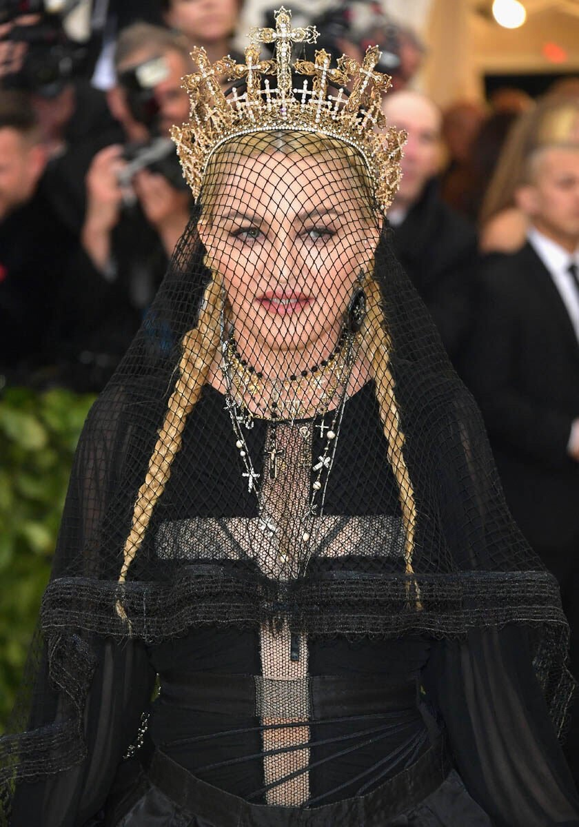 When the Icons Become the Icons: The Met Gala Red Carpet